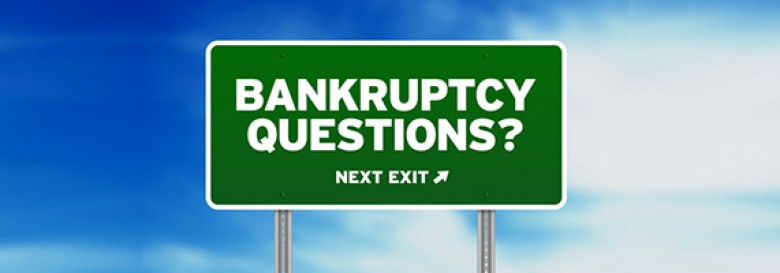 Bankruptcy – Deciding if you need to file for bankruptcy?